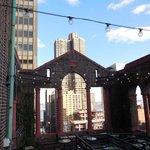 Rooftop bar - esterno
