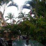 View from front Lanai Maui Kamaole K106