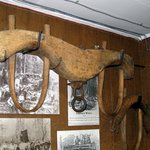 Tillamook Museum - oxen yoke
