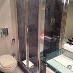Standard room - shower room