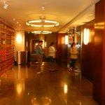 lobby ascensores