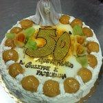 Torta Di 50'