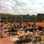 terrasse du tie break