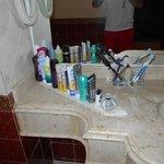 Bathroom, cleaned by Hazeem