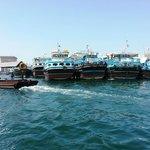Trading vessels