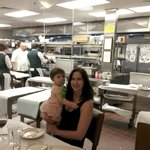 Me at the Chef's Table - Smith & Wollensky Las Vegas