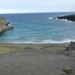 Green Sand Beach, Hawaii 2014