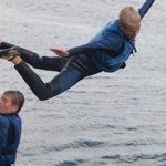 Pier Jumping...