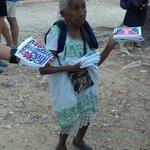 Native Mayan: Francisca @Chichen Itza