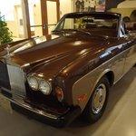 O Rolls-Royce dele