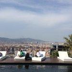 Amazing View of Barcelona