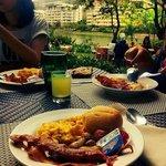 great buffet breakfast