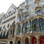 Gaudi's handiwork