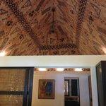 Fijian roof