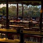 Veranda's Open-air Restaurant