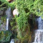 Waterfall Outside