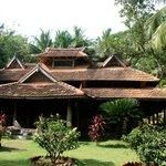 Villa tipica Keralese