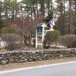 Entrance to Sandy Beach RV Resort
