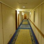 Hotel Sintra hallway