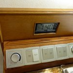 light control panel