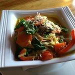 Vegan Thai Vegetables