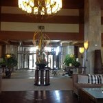 lobby/ lounge area
