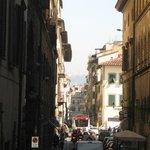 ruas Florença
