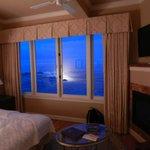 Habitacion vista al mar