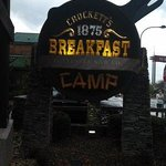 Crocketts Breakfast Camp