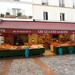 Along the Rue Cler