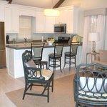 Marcia's Cottage: Kitchen