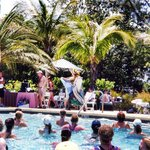 Greg Keyes presenting Aqua Dreamtime at Sanibel Harbour Marriott Resort & Spa
