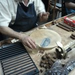 The making of Cigars