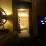 Hallway to Bedroom (Night)