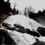 Inglis Falls in Spring