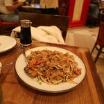 Tofu rice noodle