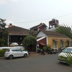 Entrance Panjim Inn