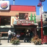 Beaver Tails at Clifton Hill