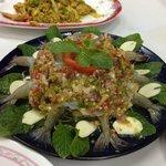 The VERY Spicy Fresh Raw Shrimp