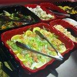 World salad bar