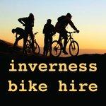 Inverness bike hire
