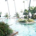 Infintely pool