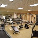 Exercise Room/La Quinta