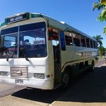 空港方面行路線バス