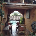 upstairs in Yat B'alam