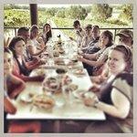 Lunch at Sittella
