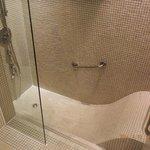 Unusual bath/shower