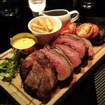 Chateaubriand Steak for 2 - £50