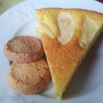 Torta e biscotti