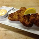 The mini schnitz... A must try!
